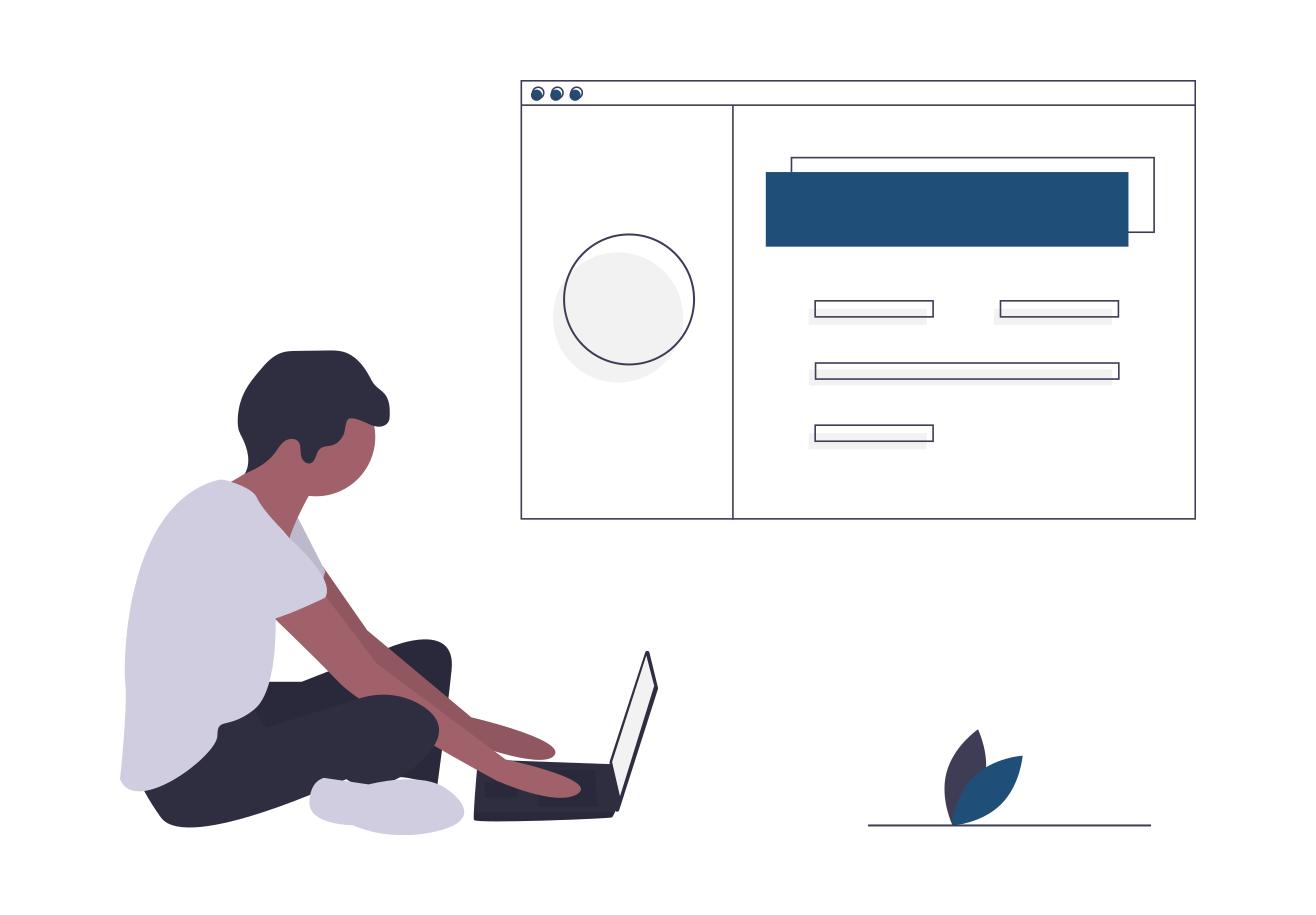 Création de site web : Intégration